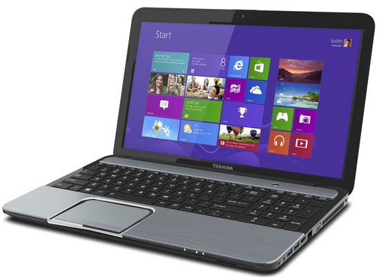 TOSHIBA SATELLITE C850 I2110