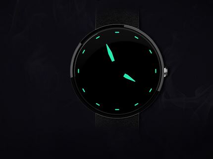 Darker Watch Face