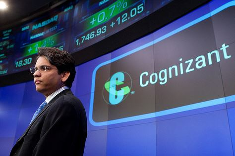 Francisco D'Souza – Cognizant