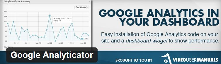 Google Analyticator SEO WordPress Plugin