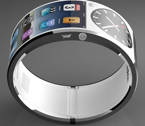 Apple's iWatch developed by Jony Ive
