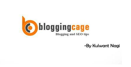 BloggingCage