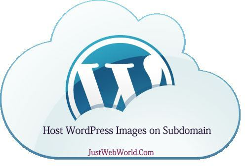 Host WordPress Images on Subdomain