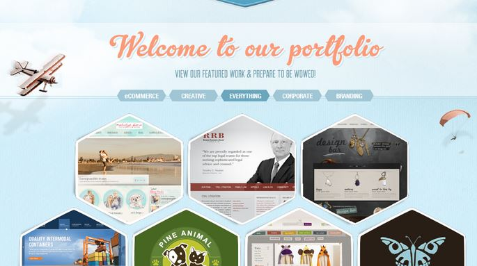 Tools When Building a Web Design Portfolio