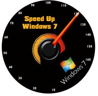 Speed Up Windows 7