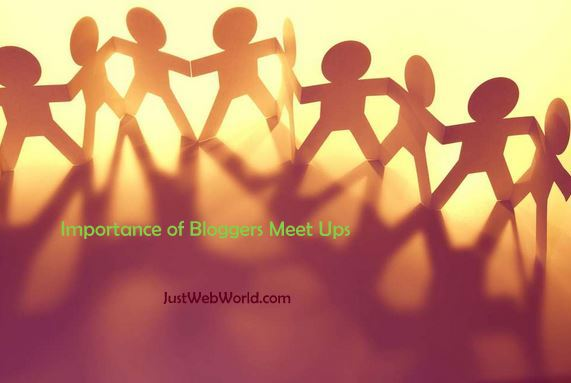 Importance of Bloggers Meet Ups