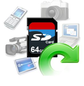 Memory Card Format Recovery Software