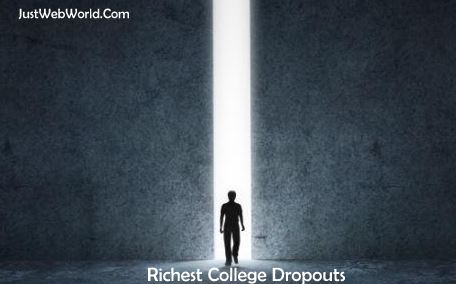 Richest College Dropouts
