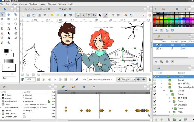 Top 10 Best Animation Softwares For Windows