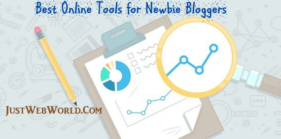 Best Online Tools for Newbie Bloggers