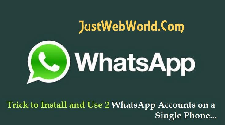 2 Whatsapp Account in One Phone | OGWhatsApp