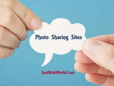 Best Online Photo Sharing Sites List {Picture Sharing Sites}