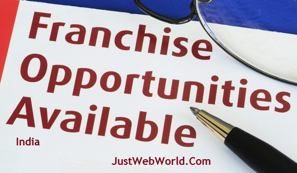 how to open a franchise in india