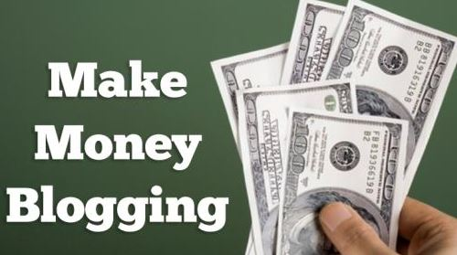 Make Money Via Blogging