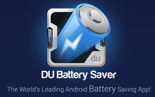 DU Battery Saver Mobile App