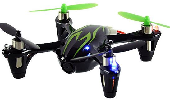 Quadcopter With Camera