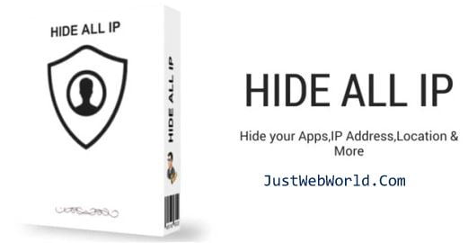 Hide All IP
