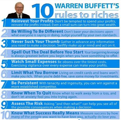 Warren Buffett Strategy