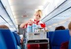 becoming a flight attendant