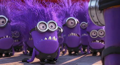 Amazing and Unknown Facts About The Minions - Bald Hairstyles