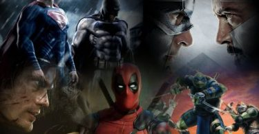 Superhero Movies 2016