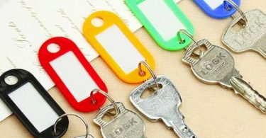 Plastic Key Cards