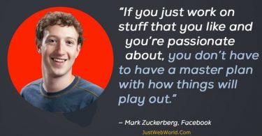 Successful Entrepreneur Mark Zuckerberg