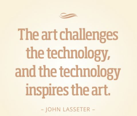 Art and Technology Quote