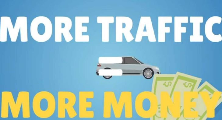 More Traffic Means More Customers