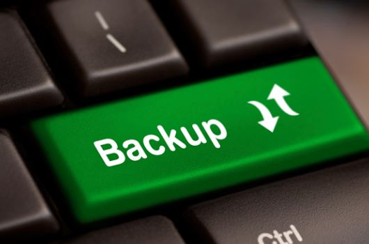 Perform regular backups