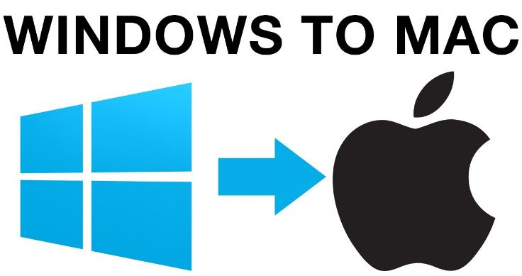 Windows to Mac