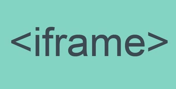 HTML iframe tag