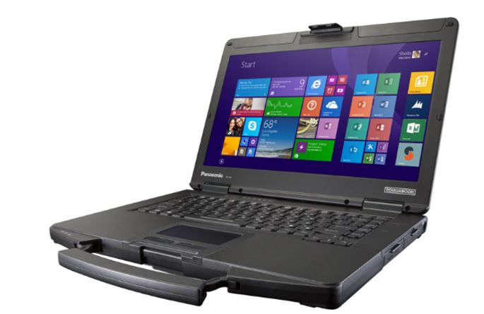 Panasonic Tough Laptop