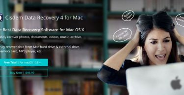 Cisdem Data Recovery Software