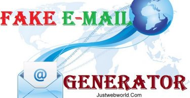 Online Fake Email Generator Sites
