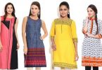 Shop fashionable Aurelia Kurtas Online