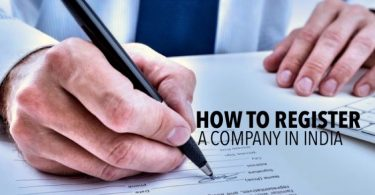 how to register a startup company in india