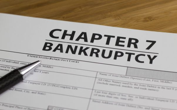 Chapter 7 Bankruptcy Overview and Basics