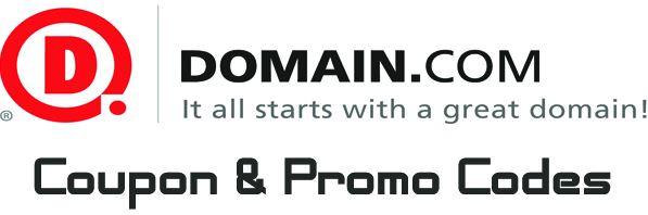Domain.com Coupons, Promo Codes & Deals