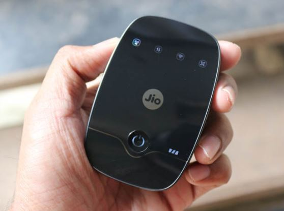 JioFi - 4G Speed Portable WiFi Hotspot Routers for Mobiles