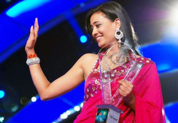 Bigg Boss Season 4 Winner – Shweta Tiwari