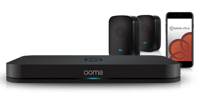 Ooma Office Manager VoIP Phone Service