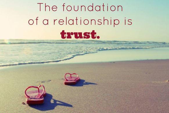 Building & Repairing Trust