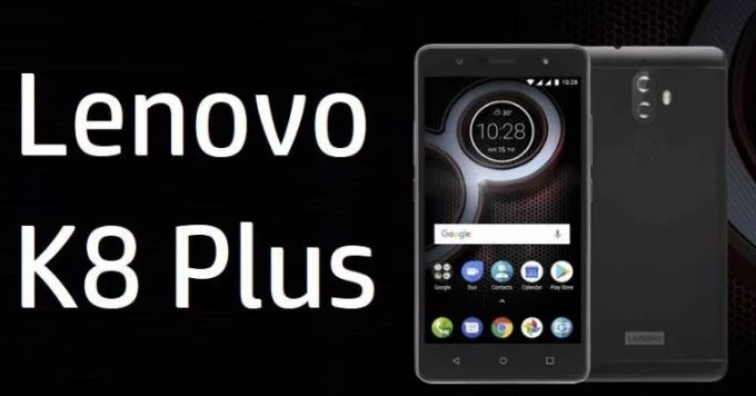 Lenovo K8 Plus | Entertainment & Photography Smartphone