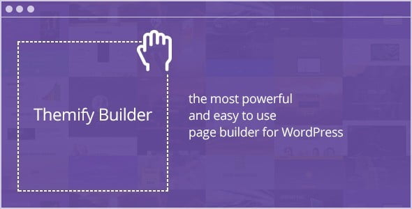 Drag & Drop Page Builder For WordPress - Themify