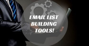 Building an email list