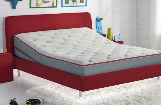 Technology used in mattress sales process
