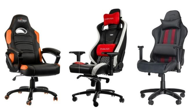PC Gaming Chairs For Your Computer