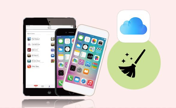 Delete an iCloud Account from an iPhone / iPad