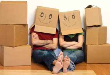 What to Pack First When Moving